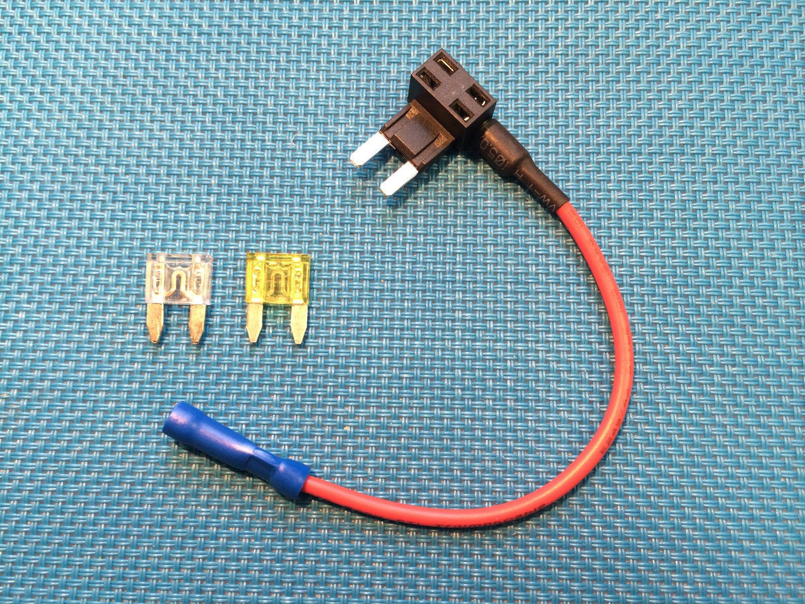 Keys  Switched  Powr Wire Under Dash