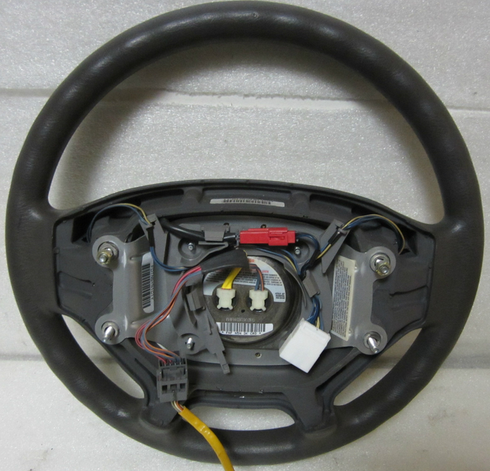 2002 Taurus SEL remove steering wheel | Taurus Car Club of