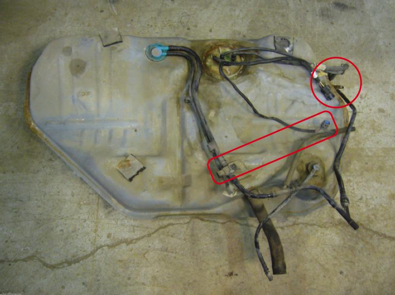 Need Help Replacing Fuel Pump Taurus Car Club Of America Ford Rhtaurusclub: 2001 Mercury Sable Fuel Pump Location At Elf-jo.com