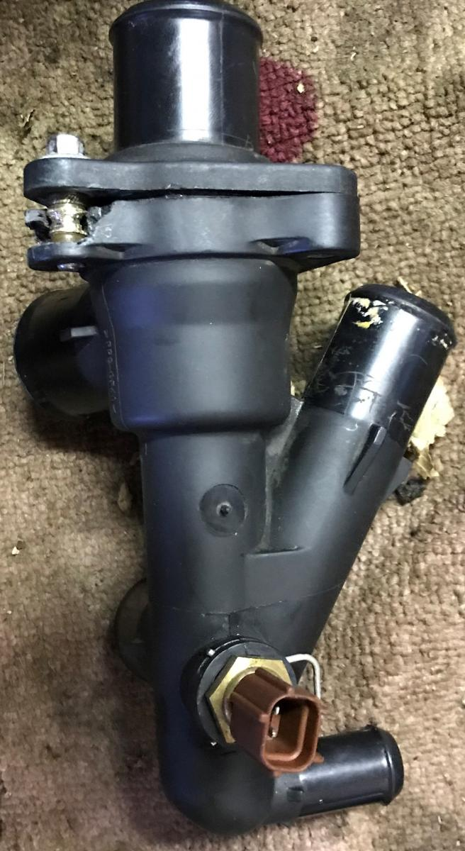 Wanted  Thermostat Housing