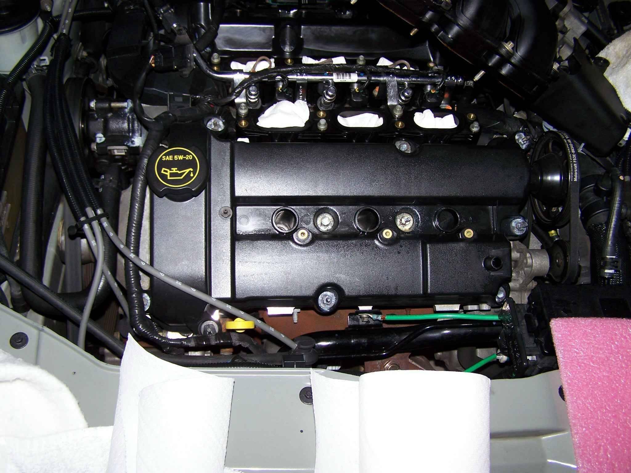 code p1504 ford taurus