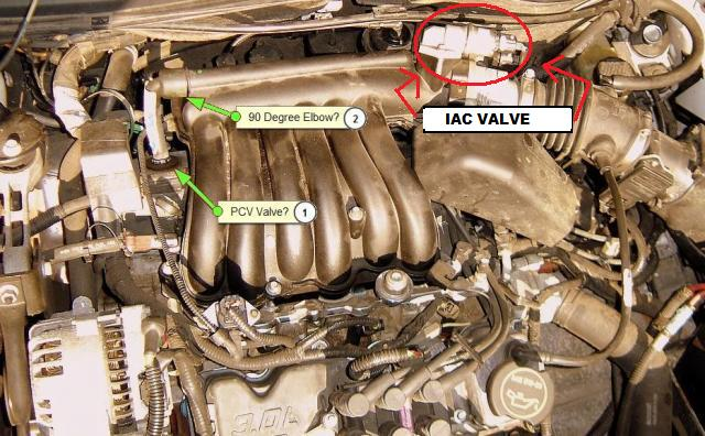 D Taurus Sel Fuel Tank Question Optimized Taurus Vacuum Lines additionally Maxresdefault likewise D O Sensors Eec besides Maxresdefault as well Mercury Tracer. on 2003 ford taurus pcv valve location