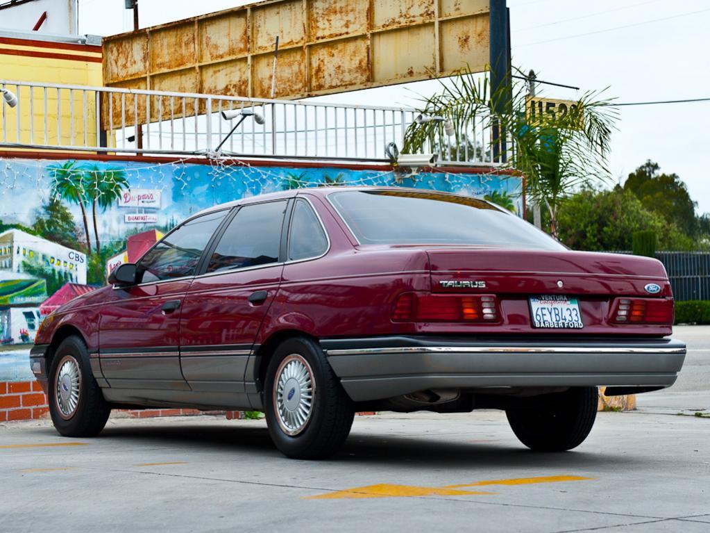 1990 Ford Taurus >> KPeters 1986 Ford Taurus LX restoration blog - Page 8 - Taurus Car Club of America : Ford Taurus ...