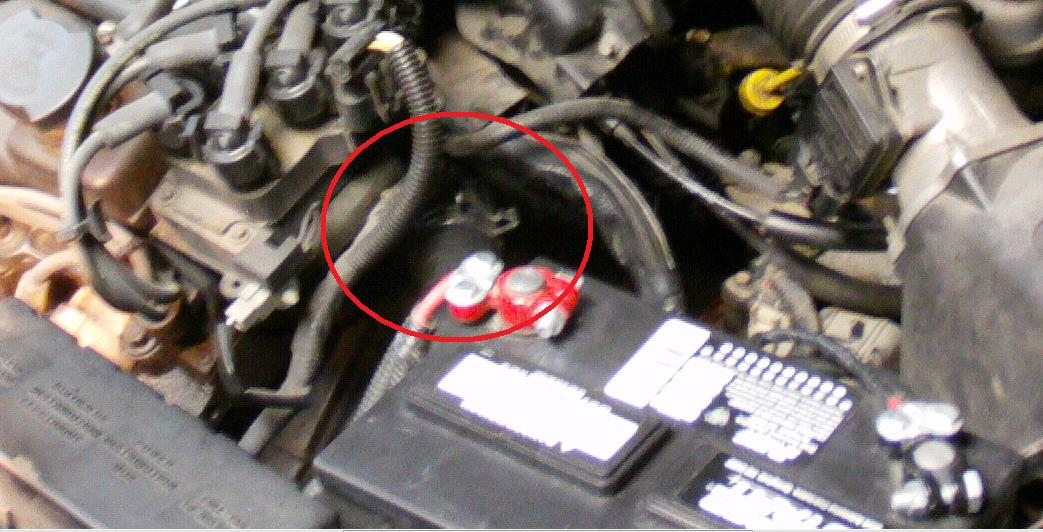 97 ford ranger thermostat location  97  get free image
