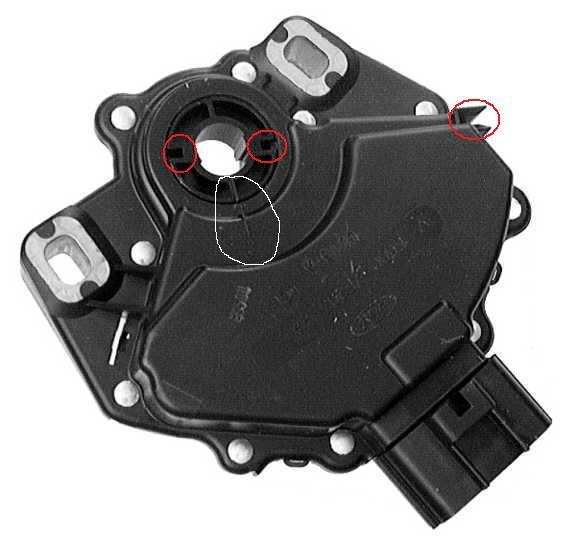 Adjusting Transmission Range Sensor  - Page 2