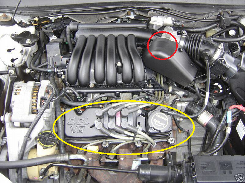 What is this piece covered in oil called? - Taurus Car ...