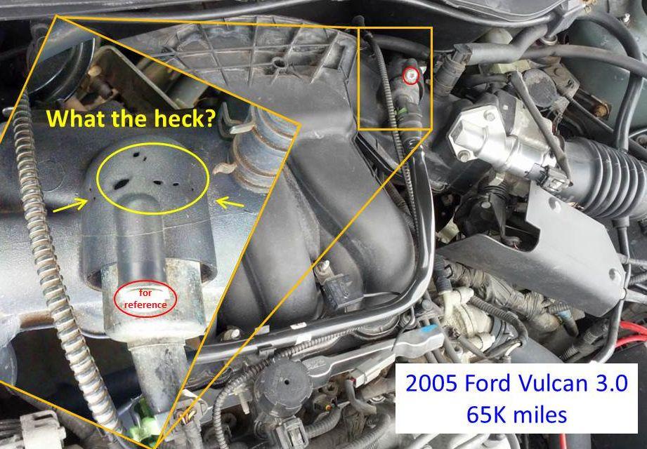 05 Ford Taurus Intake Manifold - Taurus Car Club of ...