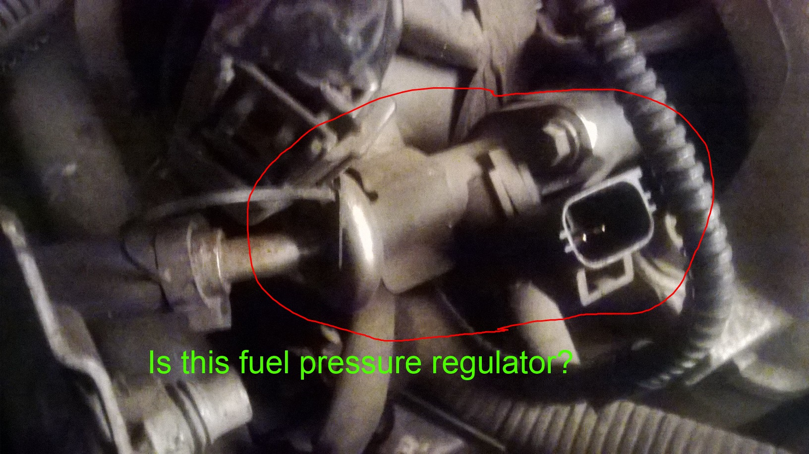Steering Vacuum Bleed furthermore D Vulcan Location Fuel Schrader Valve Fuel Pressure Regulator Wp moreover S L likewise Sscully Albums Diagrams My Picture Evtm Power Window in addition Dpfe. on sable fuel regulator location