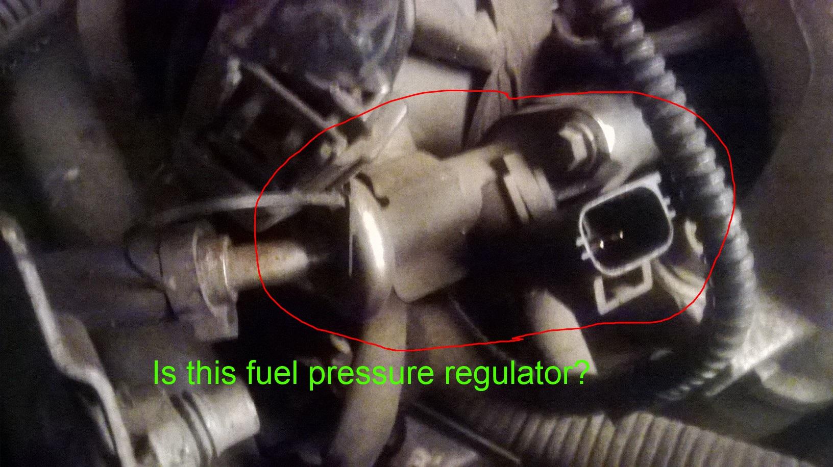 2000 Vulcan Location Fuel Schrader Valve And Fuel Pressure