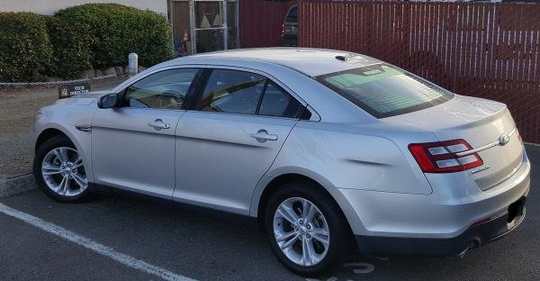 Showcase cover image for steve5215's 2013 Ford Taurus