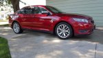 Hawkester's 2013 Ford Taurus