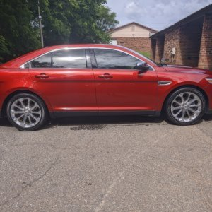 Kalista 2013 Ford Taurus Limited